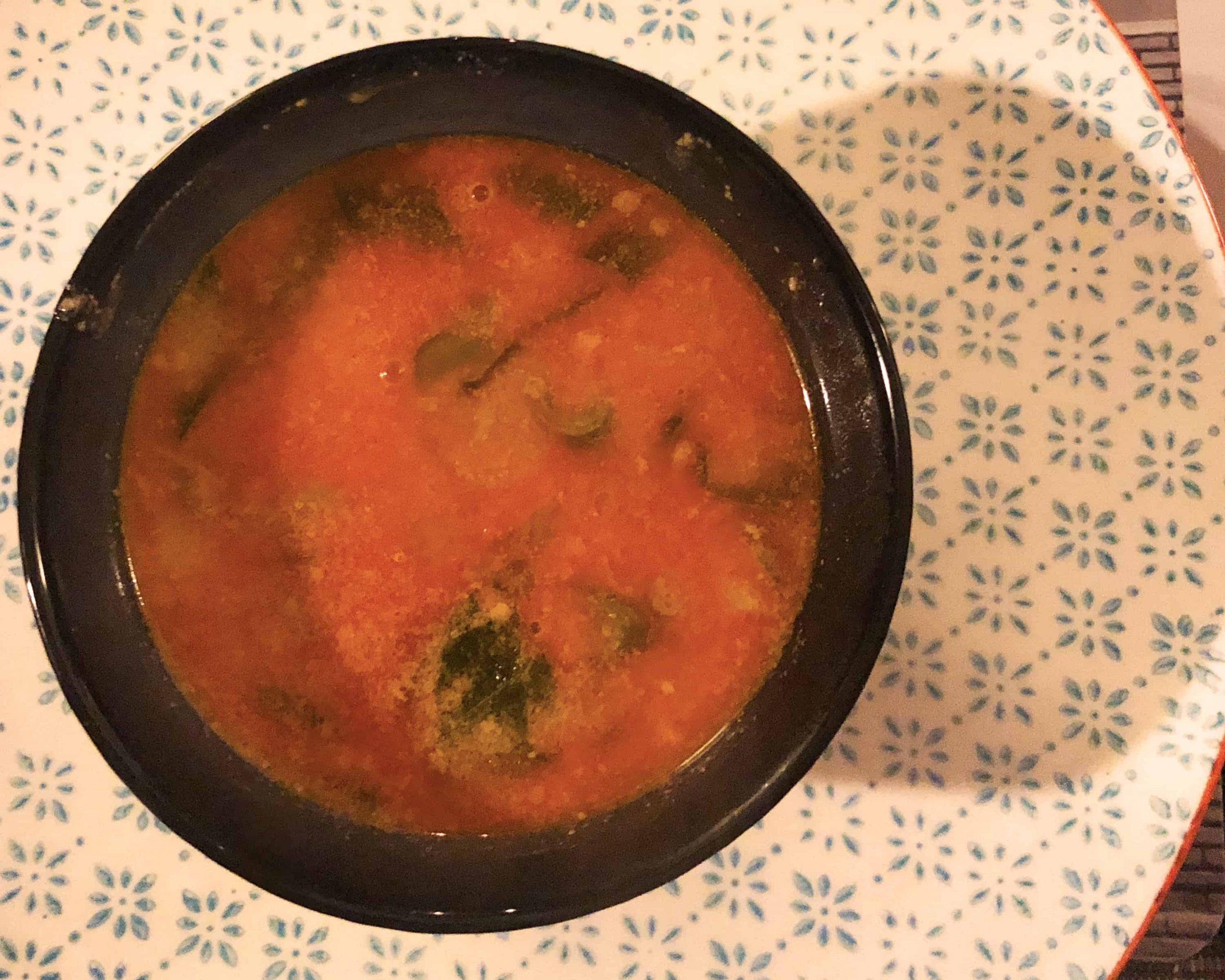Tom Yum Soup, Tom Yum Soup