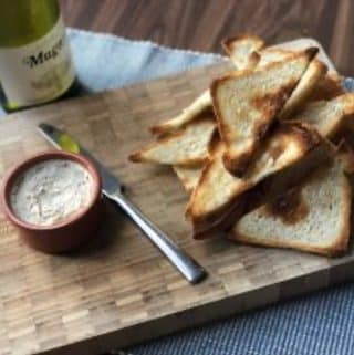 Easy Smoked Mackerel Pate, Easy Smoked Mackerel Pate