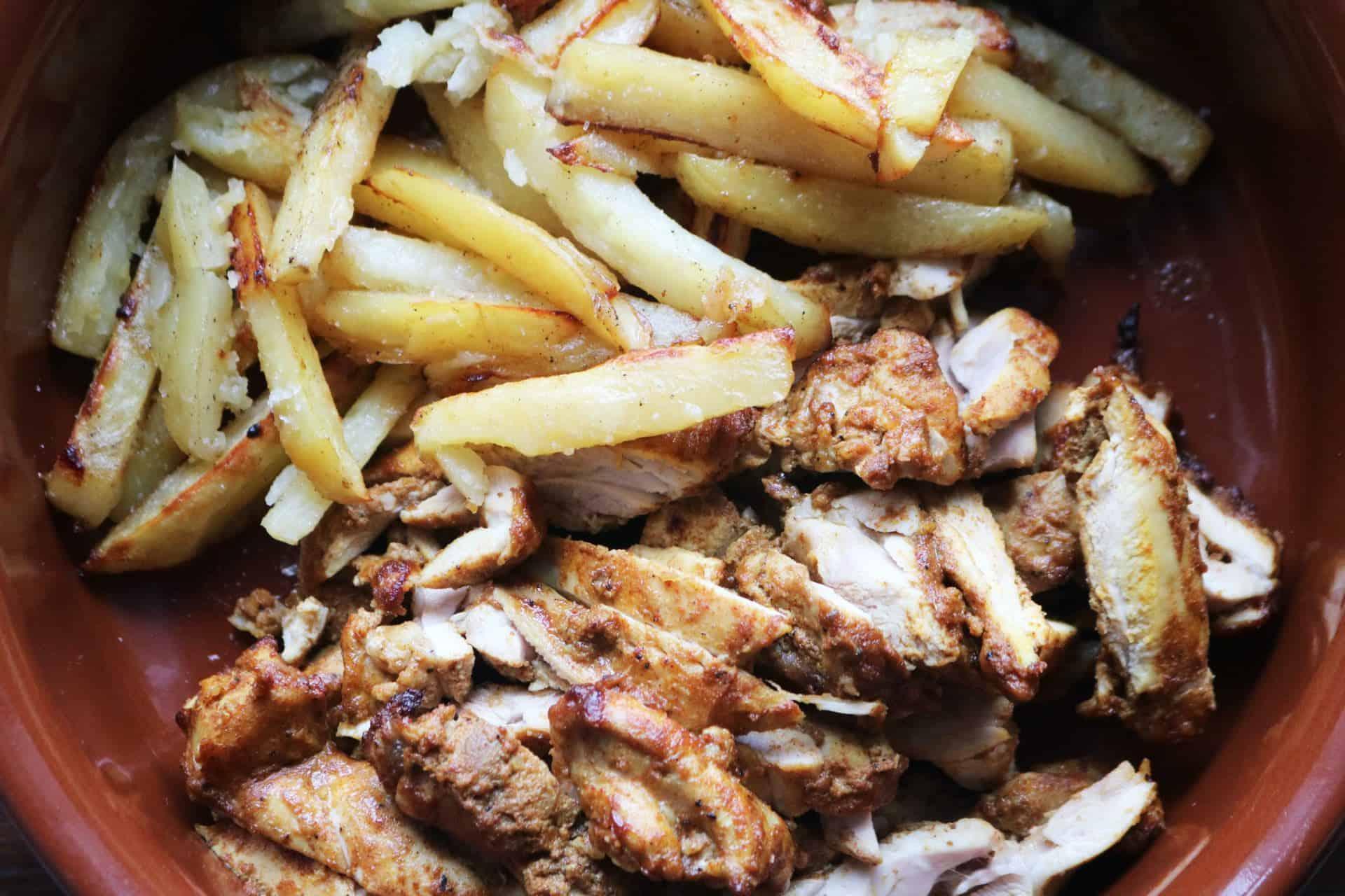 Kebab King Chicken Shawarma, Kebab King Chicken Shawarma