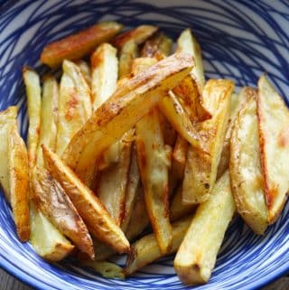 Chunky Oven Chips, Chunky Oven Chips
