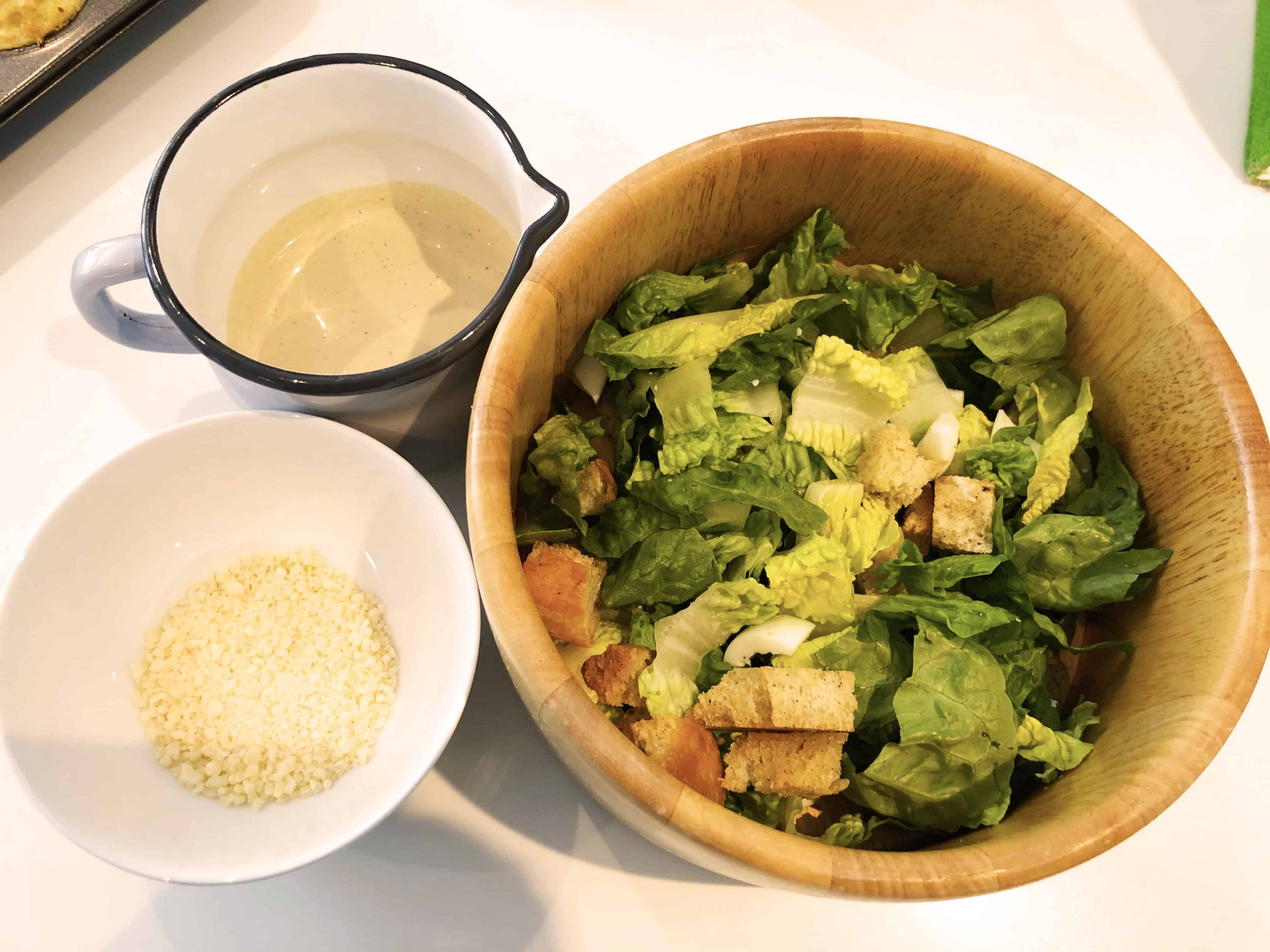 Caesar Salad (Thermomix), Caesar Salad (Thermomix)