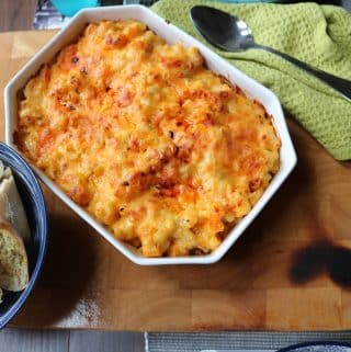 Butternut and Bacon Macaroni Cheese (Thermomix), Butternut and Bacon Macaroni Cheese (Thermomix)