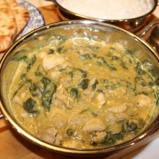 Red Lentil and Chicken Curry, Red Lentil and Chicken Curry