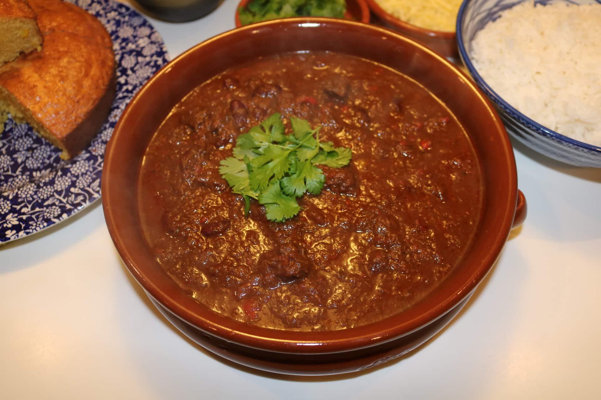 Beef Brisket Chilli con Carne (Thermomix - TM6 only), Beef Brisket Chilli con Carne (Thermomix - TM6 only)