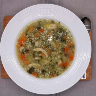 Chicken and Vegetable Broth, Chicken and Vegetable Broth