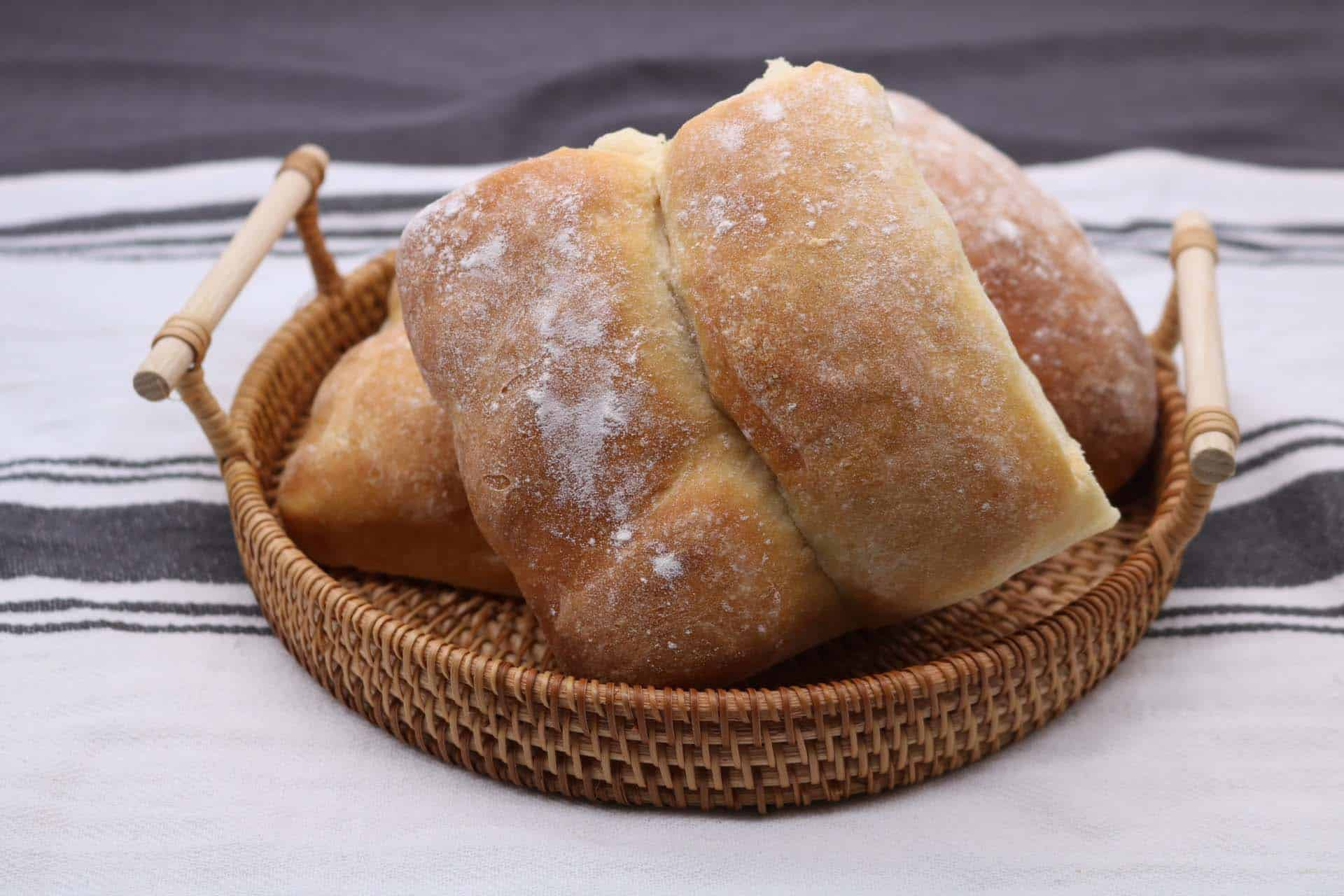 White Finger Rolls (Thermomix), White Finger Rolls (Thermomix)