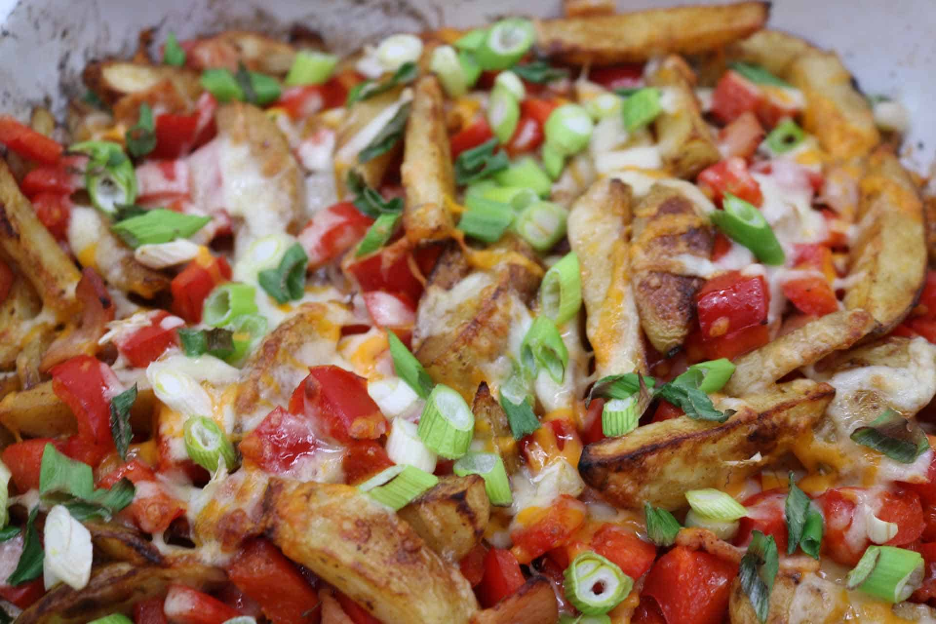 Dirty Fries, Dirty Fries