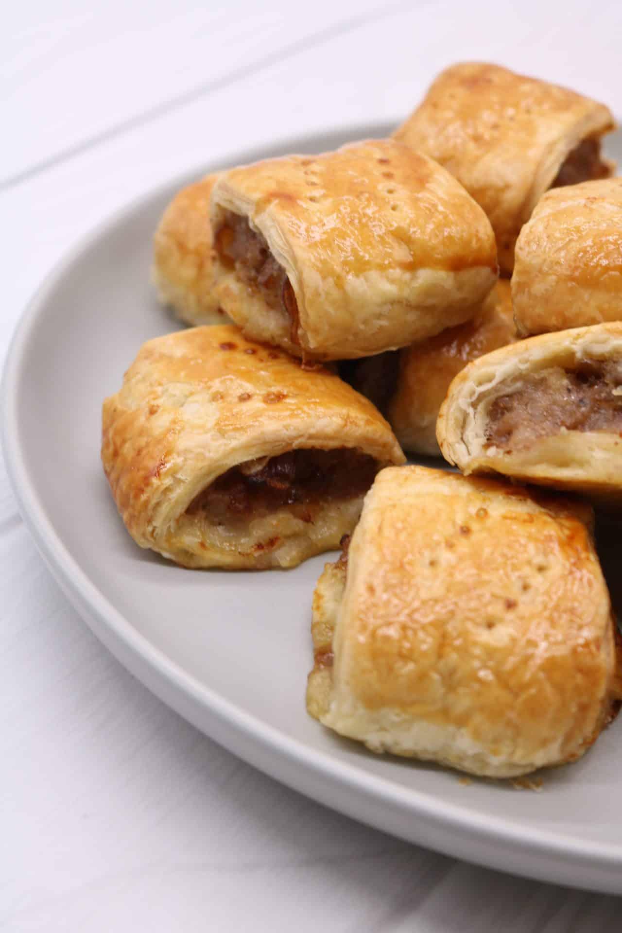 Sausage Rolls, Sausage Rolls