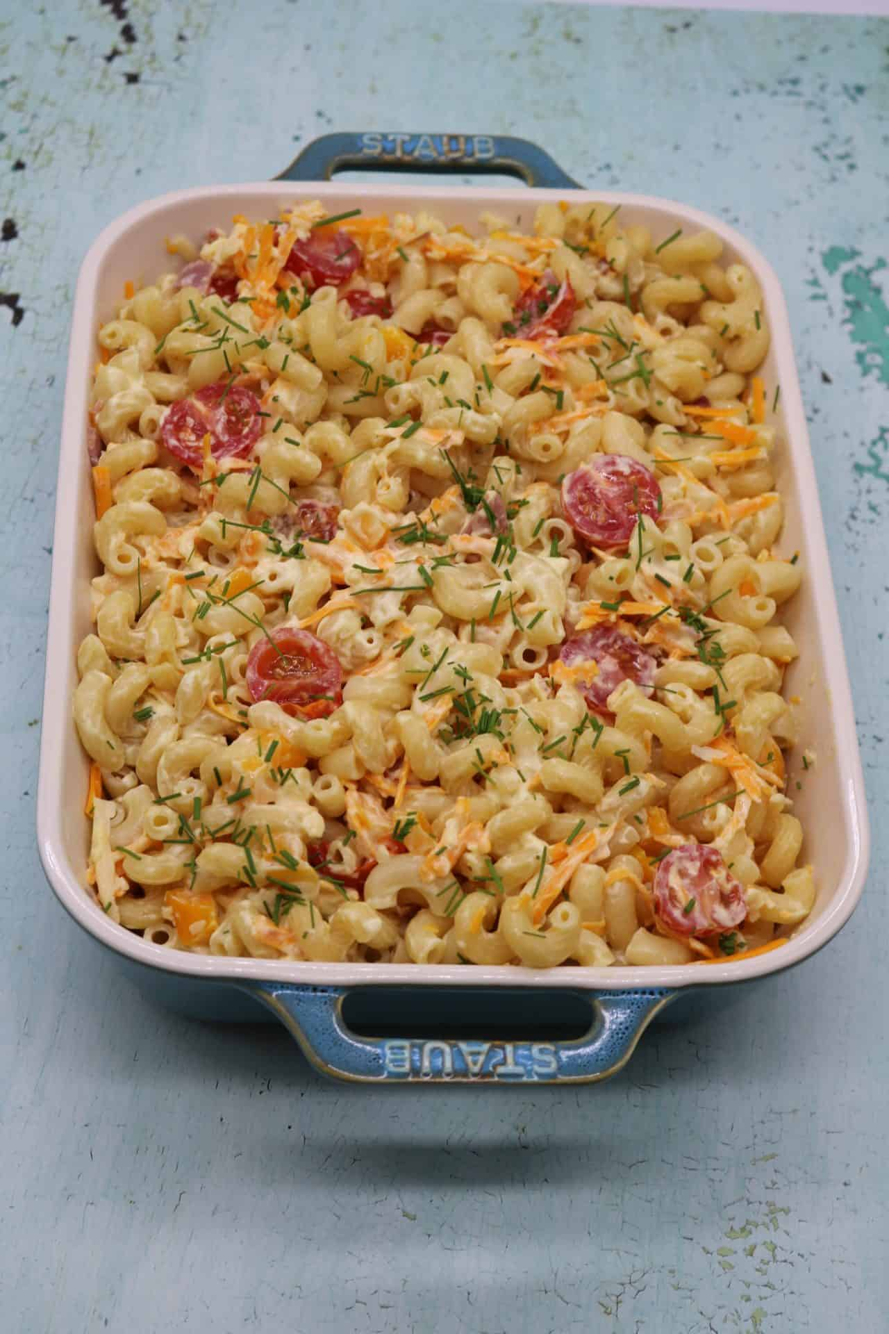 Mac 'n' Cheese Salad, Mac 'n' Cheese Salad