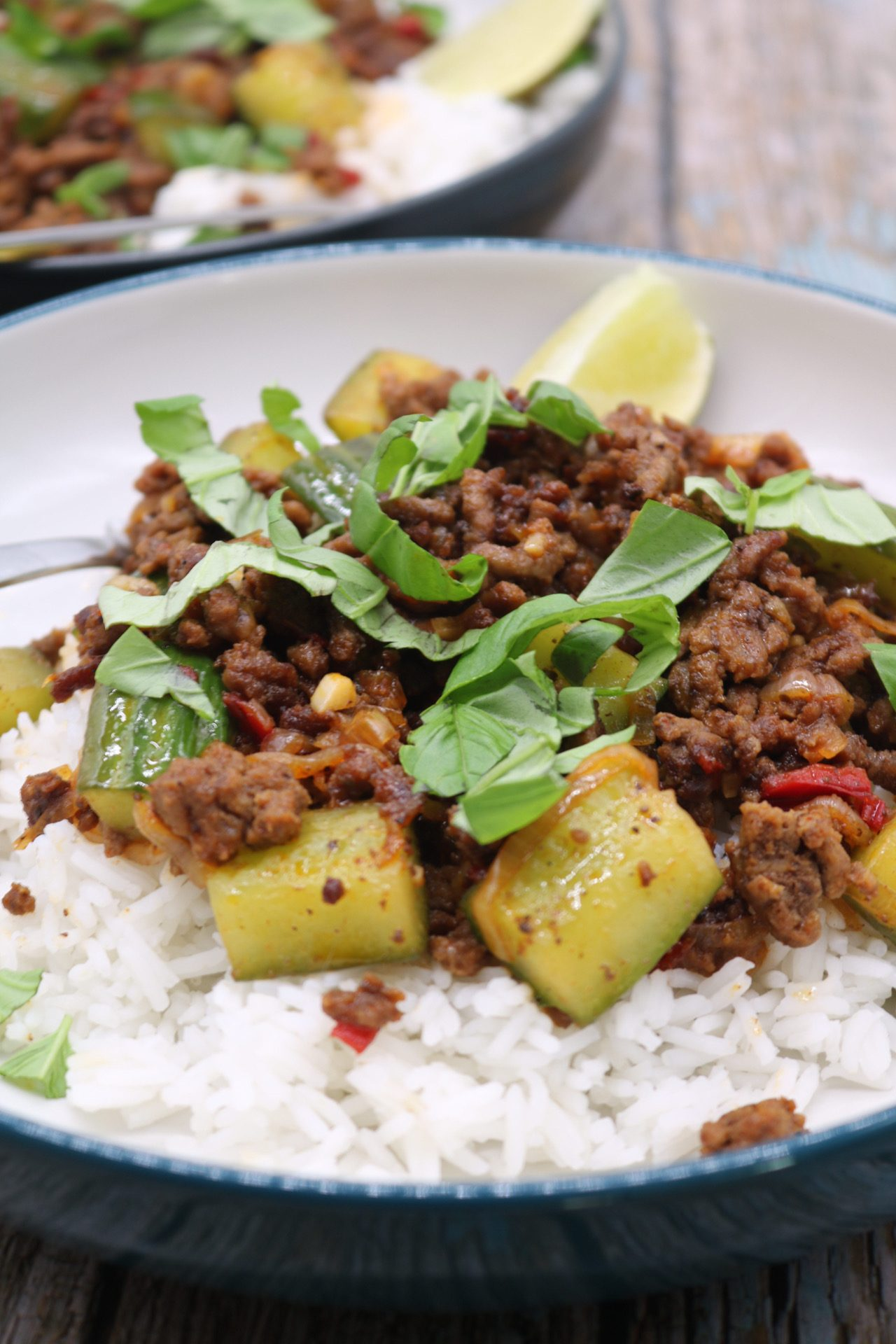 Spicy Beef and Crushed Cucumber Stir-Fry, Spicy Beef and Crushed Cucumber Stir-Fry