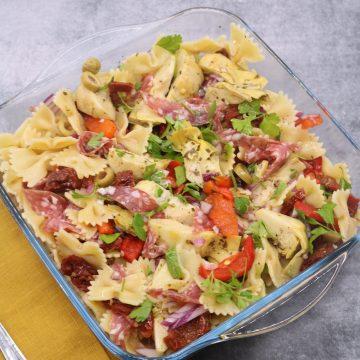Deli Pasta Salad, Deli Pasta Salad